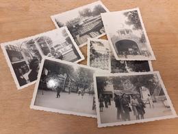 PARIS - LUNA PARK - 1944 - 6 FOTOS - Plaatsen
