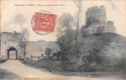 27-CHATEAU SUR EPTE-N°T2584-C/0295 - Francia