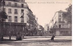 78 - Yvelines - VERSAILLES - Rue Saint Pierre - Versailles