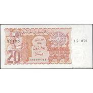 TWN - ALGERIA 133a - 20 Dinars 2.1.1983 UNC - Algerien