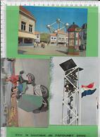 01485-E BE04 1000-Expo 58   Lot De 5 Cartes  Divers Pavillons - Universal Exhibitions