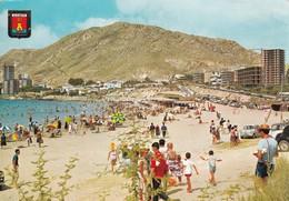 Alicante, Plage De L'Albufereta - Alicante