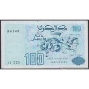 TWN - ALGERIA 137 - 100 Dinars 21.5.1992 UNC - Algeria