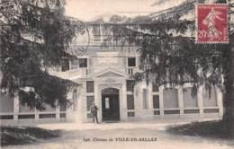 74-VILLE EN SALLAZ LE CHATEAU-N°T2585-E/0207 - France