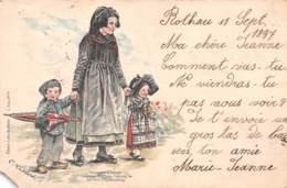 67-FOLKLORE ROTHAU-N°T2585-F/0245 - Autres Communes