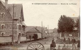 ST.GERMAINMONT.  Route De Le Thour - Non Classés