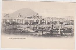 Perou Lima Palacio De Gobierno - Perú