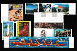 POLYNESIE - Le LOT N** - Valeur Catalogue : 211.70 € - Polynésie Française