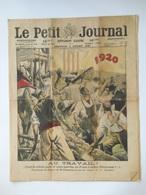 Le Petit Journal N°1515 – 04 Janvier 1920 - DISCOURS DE GEORGES CLEMENCEAU - CROIX DE GUERRE VILLE DE PONT-A-MOUSSON - Newspapers
