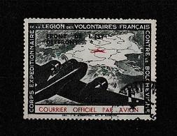L.V.F. - N° 4 Oblitéré - Valeur Catalogue : 60.00 € - Autres