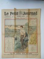 Le Petit Journal N°1546 - 8 Aout 1920 - La Vie Chère Aux Champs - Agriculteur - Giornali