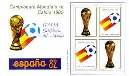 ERINNOFILIA / Espana82 Campionato Mondiale Di Calcio - Erinnofilia