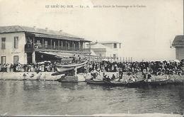 Le Grau Du Roi-lancement Du Canot De Sauvetage - Le Grau-du-Roi