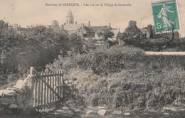 GATTEVILLE ( Vue Sur Le Village) - Sonstige Gemeinden