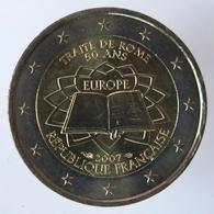 FR20007.1 - FRANCE - 2 Euros Commémo. Traité De Rome - 2007 - France