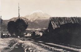 POPOCATEPETL, MEXICO. VOLCAN VOLCANO. POSTAL CARD CPA CIRCA 1920's NOT CIRCULATED. -LILHU - Messico