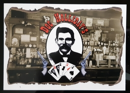 Doc Holliday's Carte Postale - Pubblicitari