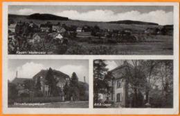 KADEN  -  WESTERWALD  -  R.A.D. LAGER  1/110  -  KADEN  -  OBERWESTERWALD  -  INCORPORE DE FORCE ALSACIEN - Allemagne