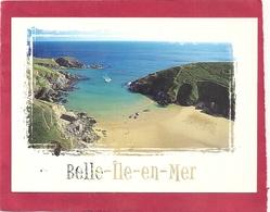 CPM  .  BELLE ILE EN MER  .  CARTE NON ECRITE - Belle Ile En Mer
