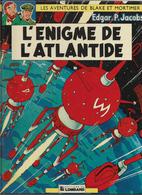 Jacobs Edgard Pierre  Les Aventures De Blake Et Mortimer  L'énigme De L'atlantide - Jacobs E.P.