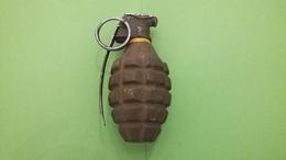 Grenade à Main Défensive US MKII - Armi Da Collezione
