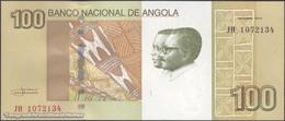TWN - ANGOLA 153 - 100 Kwanzas 10.2012 Prefix JH UNC - Angola