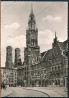 °°° 17708 - GERMANY - MUNCHEN - RATHAUS - 1958 °°° - Muenchen