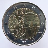 FR20013.1 - FRANCE - 2 Euros Commémo. Pierre De Coubertin - 2013 - France
