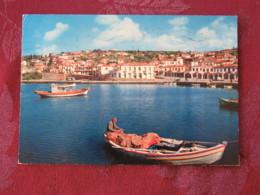 "Greece 1972 Postcard ""Pylos Navarinon Boat"" To England - Europa CEPT - Greece"