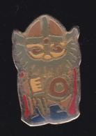 61474-Pin's-viking.BD.signé 1987 Swedus Import. - BD