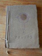 EXPO DE LIEGE 1930 - ALBUM DE 24 PHOTOS ORIGINALES (PARTICULIER) - TRÈS BEL ALBUM - Lieux