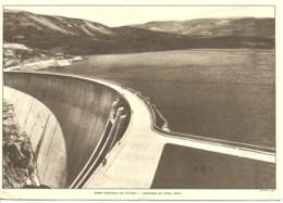 Portugal - Barragem Da Venda Nova - Hidroelectrica Do Cávado - Vila Real