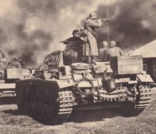 AK Propaganda / Unteroffiziere Im Kampf / Panzer / Gefecht ... - Weltkrieg 1939-45
