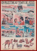 En Palestine Au Temps De Jésus. Bande Dessinée De 1962. Scénario Duval. Dessins L & P Funcken. - Documents Historiques