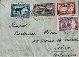 ! 1940 Letter From Bunia, Belgisch Congo, Kongo, Belge, Africa Afrika - Congo Belge