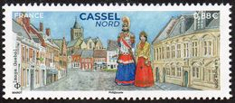 France N° 5336 ** Cassel (Nord) Les Géants - Nuovi