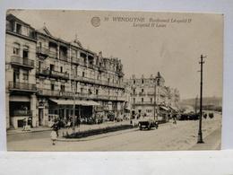 Wenduyne. Boulevard Léopold II. Animée - Wenduine