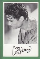 LAURENCE OLIVIER Original Signed Glossy Photo AUTOGRAPHE / AUTOGRAMM  9/14 Cm - Handtekening