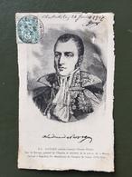 SAVARY (Anne-Joseph-Marie-René) Duc De Rovigo, - Sedan