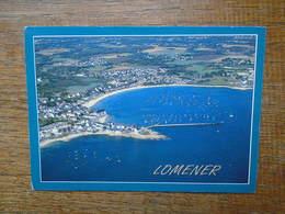 """Ploemeur , Le Port De Lomener """""""" Timbre Roulette """""""" - Ploemeur"""