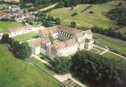*CPM - 18 - BRUERE ALLICHAMP - Abbaye De Noirlac - Vue Aérienne - Autres Communes