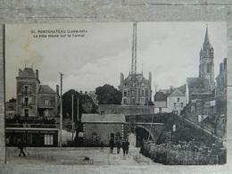 PONTCHATEAU            LA VILLE HAUTE SUR LE TUNNEL - Pontchâteau
