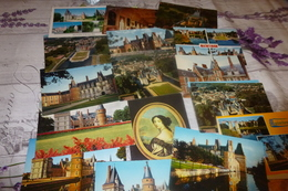 LOT DE 20 CARTES DE MAINTENON (28) - Ansichtskarten