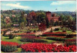 Torino. I Giardini Del Valentino. VG. - Parcs & Jardins