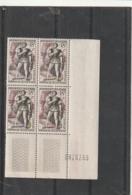 COINS DATE ///   Hernani  N° 944 - Côte Timbre 0.70€ Millesime 1953 - Esquina Con Fecha