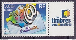 N°3365A 3éme Millénaire De 2000  Neuf** - France