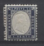 REGNO 1862 20 CENTESIMI ** MNH - Nuevos