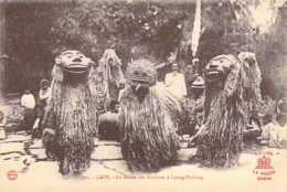 LAOS La Danse Des Ancêtres à LUANG-PRABANG - Laos