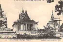 CAMBODGE La Pagode D'Argent à PHOM-PENH - Cambodge