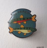 Pin's LE VAIRON - Animaux